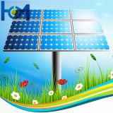 Vidro laminado do módulo do painel solar do Transmittance vidro elevado