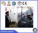 Máquina do torno do sistema CNC de Fanuc com alta velocidade