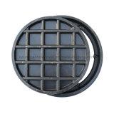 Крышка люка -лаза композиционных материалов En124 D400 круглая