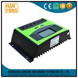 60A LCD het ZonneControlemechanisme 12V 24V PWM van de Regelgever van de Last
