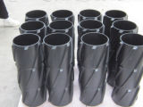 まっすぐなベーンのプラスチックかナイロン包装のセントラライザー