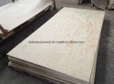 Chapas de madera de 12 mm de pino radiata para la Construcción