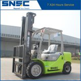 Forklift novo do diesel da manufatura do Fork-Lift de China