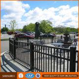 Clôture de sécurité de clôture en fer forgé