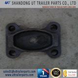 Placa 787697/01 da braçadeira da mola 787697/02 de tipo de moldação