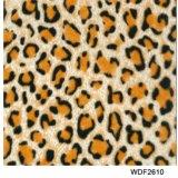 Пленка печати Wdf2600 Aqua конструкции животной кожи ширины Kingtop 1m
