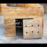 De gouden Fontein van de Travertijn voor Gift mf-926