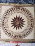 60X60cm Azulejo de piso decorativo de cristal pulido o azulejo de la pared