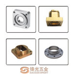 Aluminium Parts voor CNC Machining