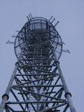Riga di trasmissione personalizzata torretta dell'acciaio del tubo