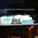 Étalage en aluminium de Trivision de passerelle extérieure annonçant le panneau-réclame