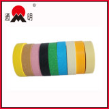 Adhesiva de papel crepé de China fabricante de la cinta adhesiva