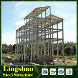 Рамки пакгауза конструкции стальные