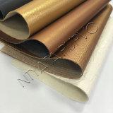 Couro resistente frio do PVC para o saco do Hobo com vária opção da grão