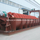 Gold Ore Beneficiation Plant를 위한 무기물 Separator Spiral Classifier