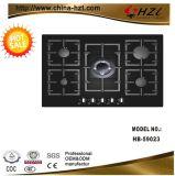 Cocina de gas caliente de las hornillas de la venta 5