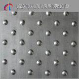 St37-2 Hr Plaque de plancher à carreaux en acier à base d'acier en acier