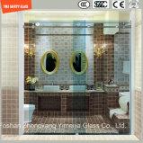 Quadro de aço inoxidável ajustável 6-12 Vidro temperado Quarto de chuveiro deslizante simples, chuveiro, cabine de duche, banheiro, tela de chuveiro