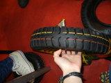 400-8 pneumático e câmara de ar para a roda Barow