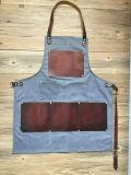 Регулируемая навощенная рисберма рисбермы Barista холстины изготовленный на заказ кожаный