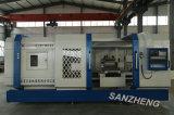 Qk1343 관 스레드 기계, 관 젖꼭지 스레드 기계, CNC 선반 기계