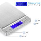 Маштаб миниых ювелирных изделий маштаба LCD маштаба цифров портативных электронных веся