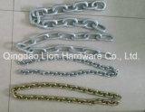 Piccola catena a maglia della bobina della prova dell'acciaio inossidabile di ASTM