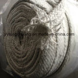 Protecting Industrial Hydraulic Hoses를 위한 세라믹 Fiber Insulating Sleeve