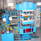 Presse de moulage en caoutchouc bon prix, machine de moulage (XLB500X500)
