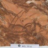 Печать пленки мрамора гранита желтого цвета ширины Yingcai 1m гидрографическая