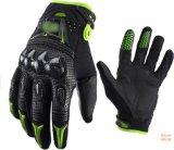 Перчатка мотоцикла Fullfinger кожаный перчаток кожаный