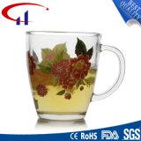 360ml極度の品質のガラスティーカップ(CHM8075)
