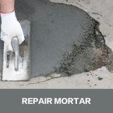 Polvo del copolímero de EVA Redispersible en la flexibilidad del mortero del cemento