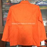 Конструкция рынка Workwear куртки 100%Cotton безопасности юговосточая
