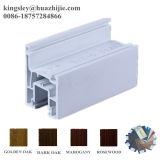 Profil de PVC en vinyle respectueux de l'environnement Fabrication de fenêtres et de portes