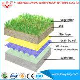 Sbs modificou a membrana impermeável do betume para a resistência à punctura da raiz