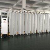 Puertas retractables incluidas de la fábrica de aluminio