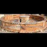Мраморный каменный бассеин Mpl-176 сада