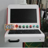 500W Ipgの交換可能な表が付いている閉鎖ファイバーレーザーの打抜き機