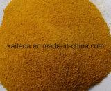 Polyaluminumの塩化物の黄色の水処理PAC多アルミニウム塩化物
