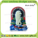 Souvenir promotionnel personnalisé Singapour (RC-SG) d'aimants de réfrigérateur de décoration de cadeaux à la maison
