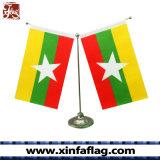 Изготовленный на заказ флаги встречи, рекламируя флаги, флаги промотирования