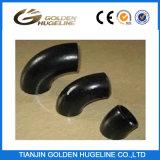 Coude convenable d'acier du carbone d'Asme B16.9 de qualité