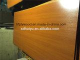 Madera contrachapada de la melamina del grado 18m m de los muebles