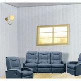 天井および壁の装飾のパネル5/6/7/8mmの厚さ、ISO9001のための熱い押すPVCパネル