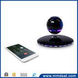 베스트셀러 자석 공중 부양 LED 다채로운 소형 무선 Bluetooth 스피커