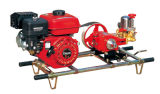 Gasoline Engine (ETH-22-168)를 가진 들것 Type 정원 Power Sprayer