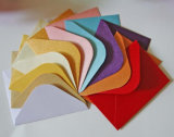 Los sobres de embalaje de lujo impresión regalo