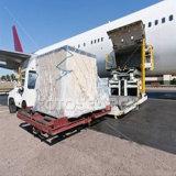 Snelle Luchtvracht die van Shanghai aan Spanje verscheept