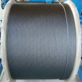 Hot Sell Steel Wire Rope 8 * 19s + 8 * 7 + PP